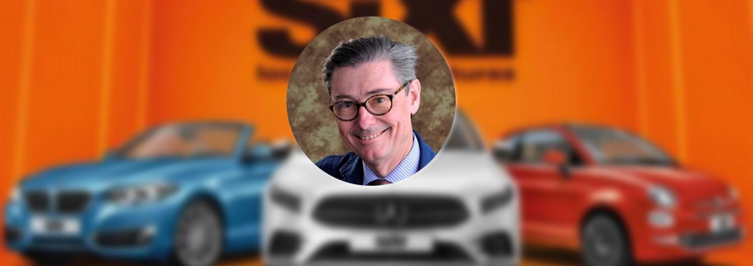 Nomination - Philippe HUILLARD (IFAG Lyon 1988) -  Sales Director at SIXT Mobility Consulting